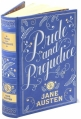 Couverture Orgueil et préjugés Editions Barnes & Noble (Leatherbound Classic Series) 2011