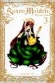 Couverture Rozen Maiden (nouvelle édition), tome 3 Editions Soleil (Shôjo) 2013