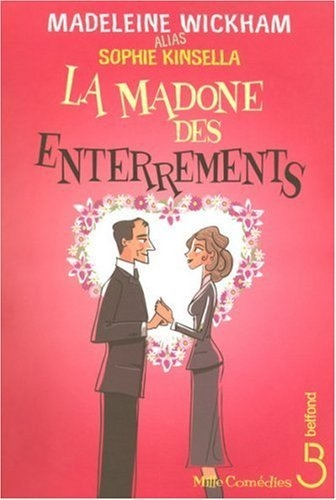Couverture La madone des enterrements
