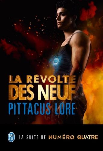Couverture Les Loriens, tome 3 : La révolte des Neuf