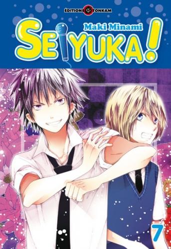 Couverture Seiyuka!, tome 07