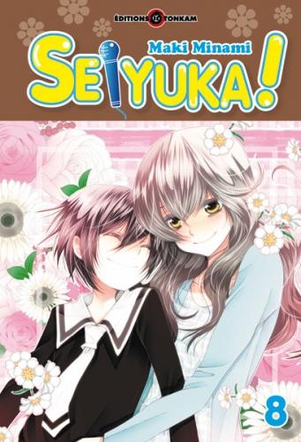 Couverture Seiyuka!, tome 08