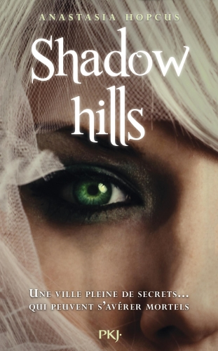 Couverture Shadow Hills, tome 1