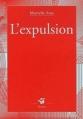 Couverture L'expulsion Editions Thierry Magnier (Petite poche) 2006