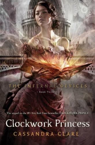 Couverture La Cité Des Ténèbres : Les origines, tome 3 : La Princesse Mécanique